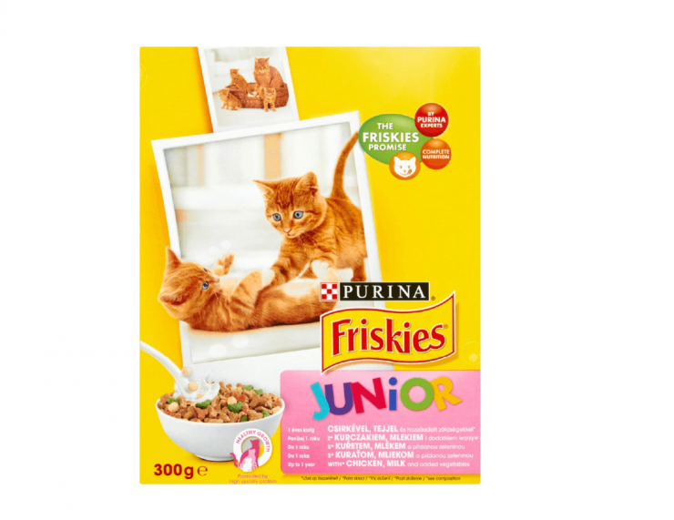 Friskies Junior